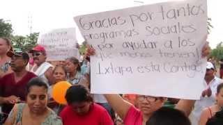 Arranque de obra en AV. México