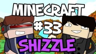MINECRAFT SHIZZLE - Part 33: Kitty Khajiit Visits!