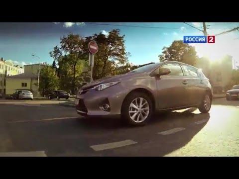 Тест-Драйв Тойота Аурис 2013 от АвтоВести