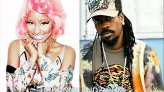 Nicki Minaj Ft Beenie Man Gunshot {April 2012} {Wit