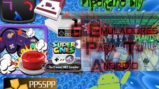 6 Emuladores Para Android 2014!!!
