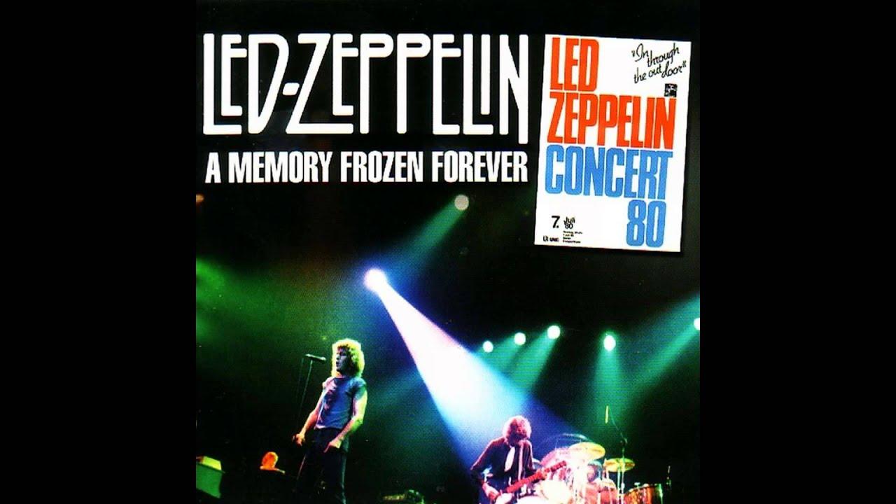 led zeppelin a memory frozen forever berlin cd 01 youtube. Black Bedroom Furniture Sets. Home Design Ideas