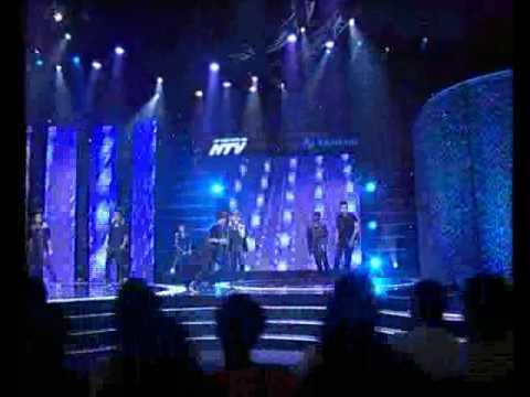[HTV AWARD 2013] - Live show 1 Phan bieu dien nhom VMusic