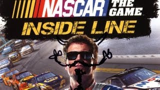 Classic Game Room NASCAR THE GAME: INSIDE LINE Review