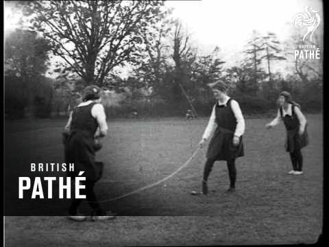 Alexandra College Sports (1923)