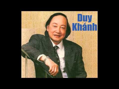 Liên khúc ca nhạc sĩ Duy Khánh hay nhất