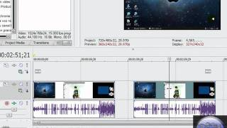 Tutorial Sony Vegas: Separar Audio De Video