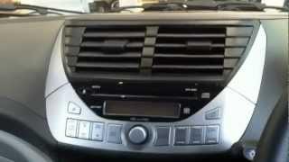 New Nissan Pixo 1.0 N-tec 5Dr Auto Hatchback - Sky blue