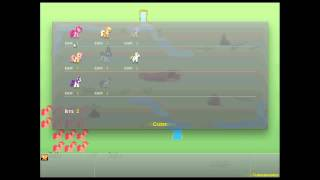 Let's Play Flash Games: Pony Tactics Fluttershy OP