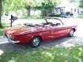 1963 Chevy Corvair Monza For Sale in Indiana