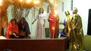 Obra Navidad EL NACIMIENTO DE JESUS