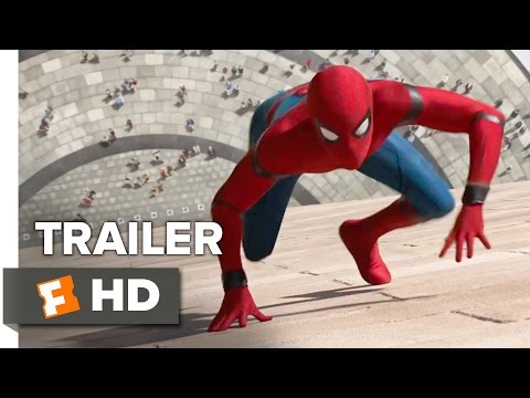 Spider-Man Homecoming International Trailer 1 2017  Movieclips Trailers