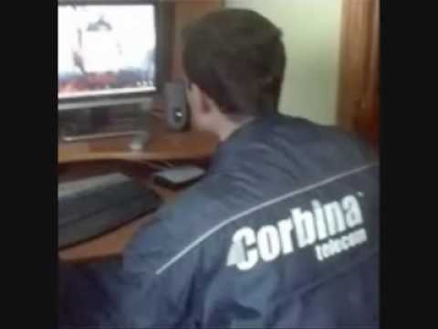 Звонок в Corbina telecom xD