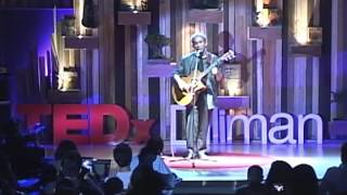 Download the MP3: Joey Ayala's Rendition of Lupang Hinirang at TEDxDiliman