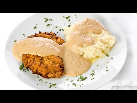How to Make Chicken Fried Steak, Part 2 | Deep-Frying