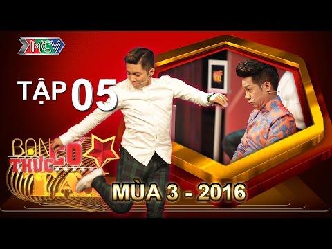 BẠN CÓ THỰC TÀI | Mùa 3 - Tập 5 | Phan Hiển nối gót Khánh Thi làm giám khảo | 24/04/2016