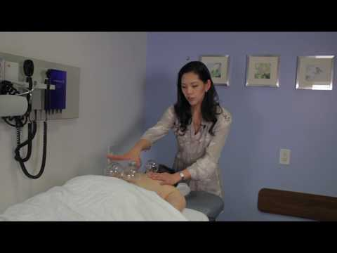 Dr. Rida Wang and Cupping Therapy