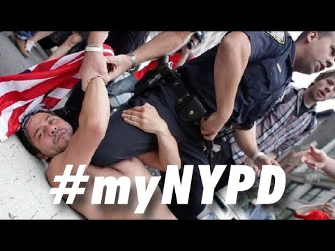 NYPD's Twitter Push Backfires In Hilariously Sad Way