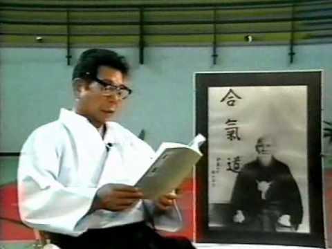 Aiki News Presents Budo Techniques of the 1938 Training Manual of Morihei Ueshiba. Morihiro Saito
