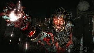 Mortal Kombat X Stage Demo E3 2014