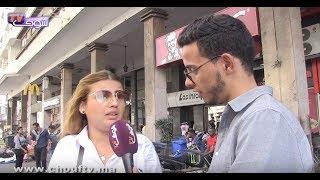 بالفيديو..مغربية مهووسة بالتصاور..عادي إيلا تصورات البنت مع شي واحد معنقْها |
