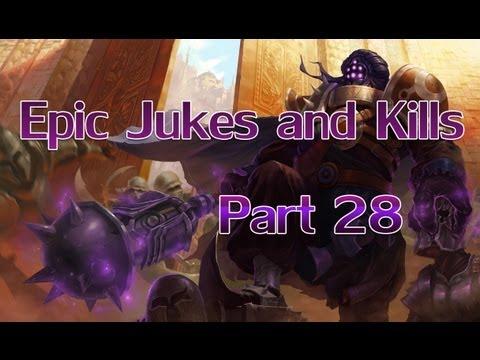 Epic Jukes and Kills 精彩操作與收頭 #28