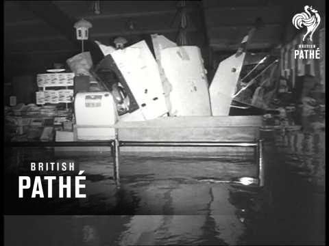 Us Floods Disaster Area (1965)