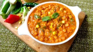 Beerakaya Sweet Corn Curry ..