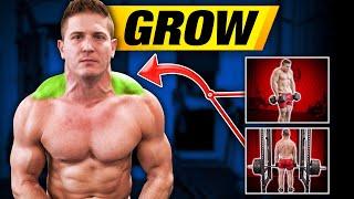 Which Exercise Builds BIGGER TRAPS? || Dumbbell Shrug VS. Rack Pull