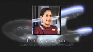 Crew Portraits - Enterprise-C