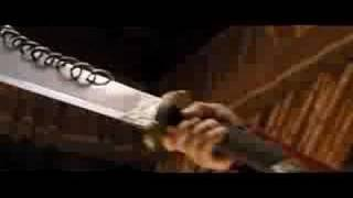Jet Li's Fearless Trailer