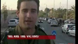 Israeli Men enlist to fight Hamas attacks, Israel on warpath view on youtube.com tube online.