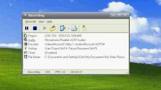 The Most Easy To Use Desktop Screen Recorder, Record Video