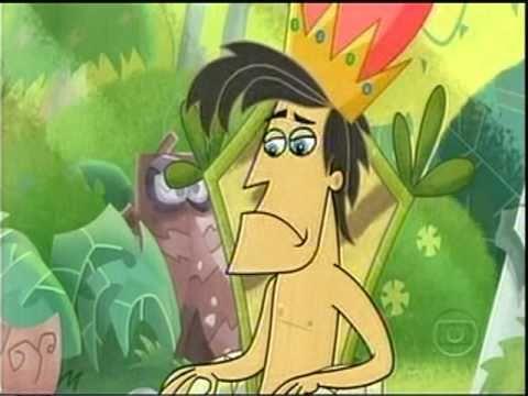 George, O Rei Da Floresta - O Homem Macaco Pelado