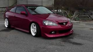 Acura  Type on Page 1 Of Comments On Ryan S  02 Acura Rsx   Youtube