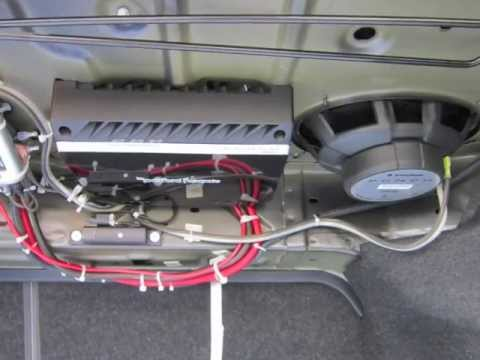 boss audio wiring diagram 2009 nissan altima sound system pictures youtube  2009 nissan altima sound system pictures youtube