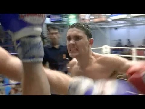 Jake Lund Sumalee VS Christian Lanta Gym: Bangla Boxing Stadium, 25th June 2014
