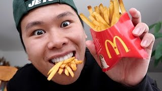 MCDONALD'S SECRET MENU HACK!!!