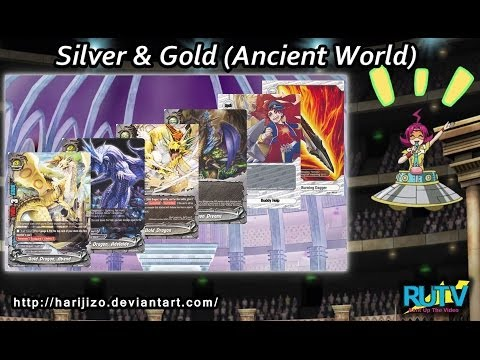 Budget Deck Recipe - Silver & Gold (Ancient World)