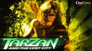 Tarzan And The Lost City│Full Movie