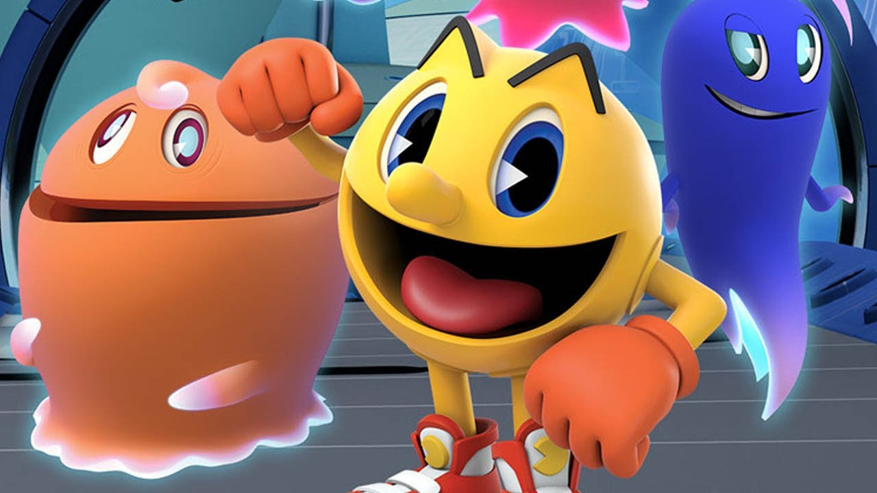 Pac-Man And The Ghostly Adventures 2 (X-BOX 360) 2014