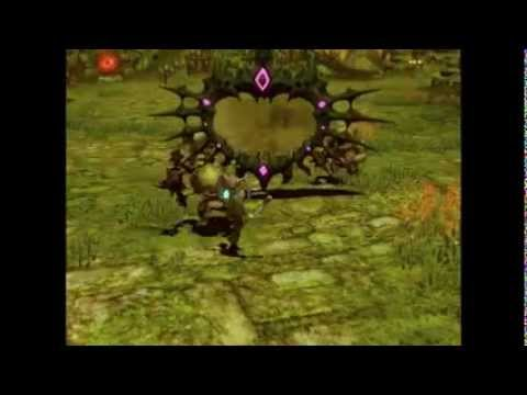 Dragon Nest Lvl 60 EX Skills (Finalized)