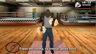 Rap Do GTA San Andreas CJ Cantando [Legendado]