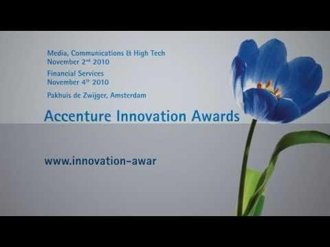 Accenture Innovation Awards Trailer