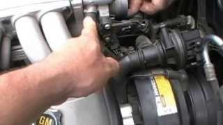[C-4 Corvette Hesitating Bad Gasket and Hose]