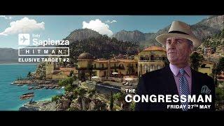 HITMAN - Második Elusive Target - The Congressman