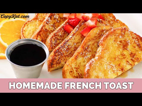 Learning French in Singapore - French Toast