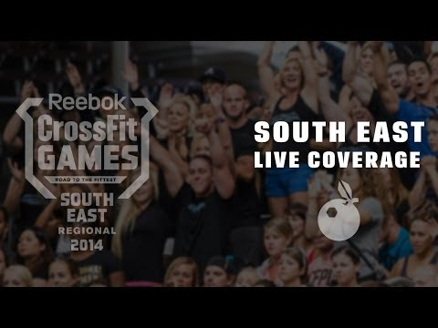 South East Regional - Day 2 Live Stream
