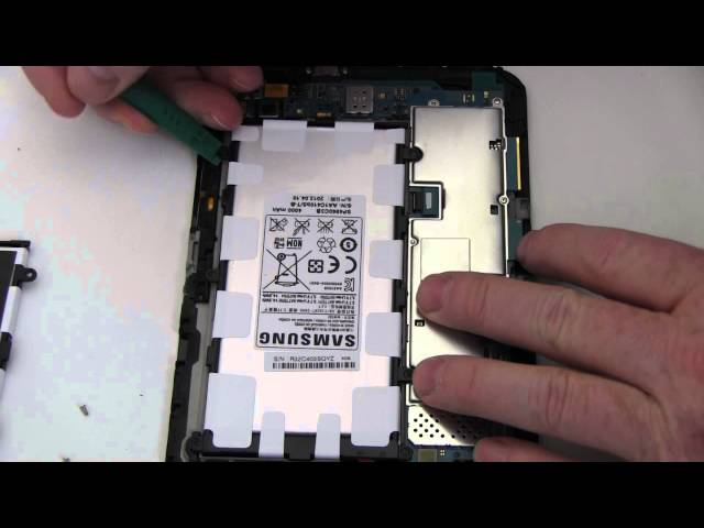 How to Replace Your Samsung Galaxy Tab 7 Plus SGH T869MABTMB Battery