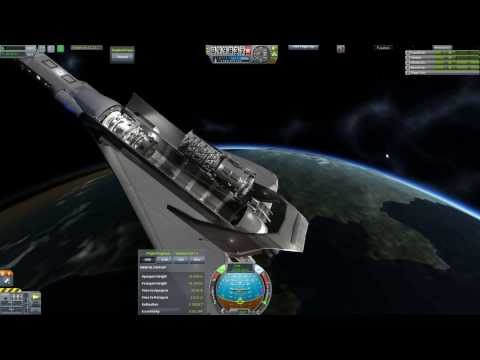 Let's Fly Kerbal Space Program: Career Mode part 19, Slideshow Launch